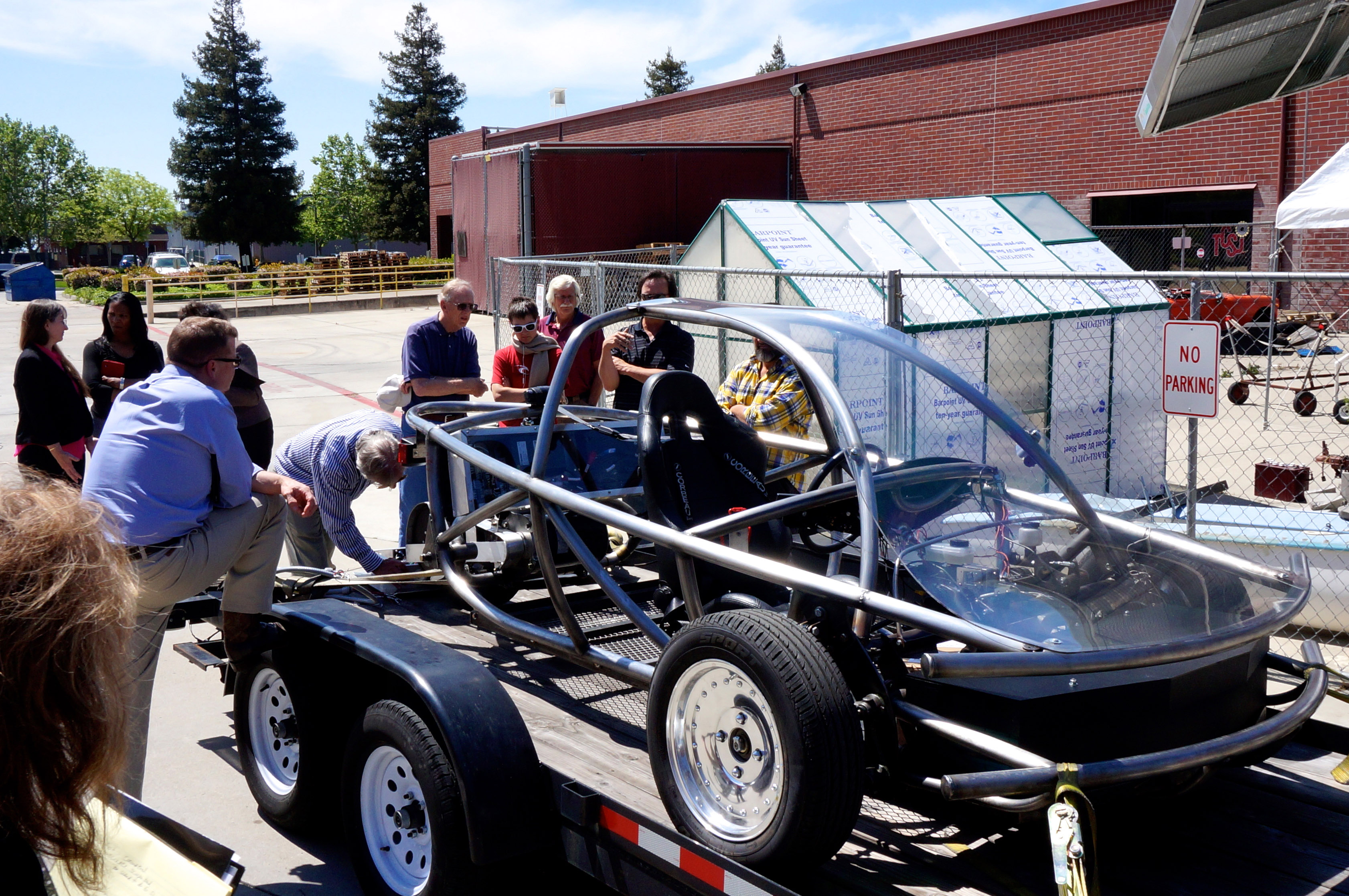 Nissan Campbell River >> PODCAST 125: Watt's Happening at Venture Academy and American River College | Electric Auto Shop